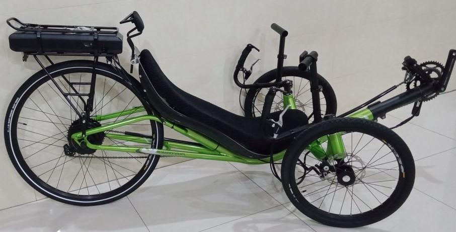 Trike electrique occasion performer