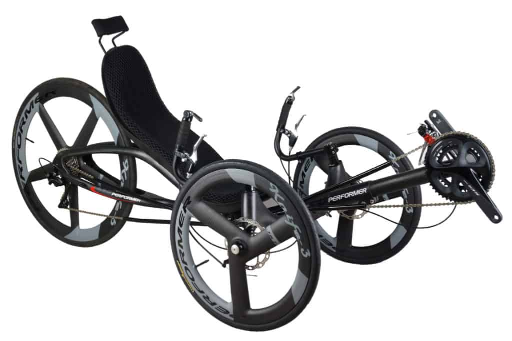 Tricycle Performer cantus trike carbon