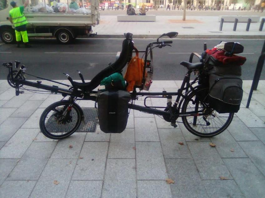 Tandem Performer 2WD